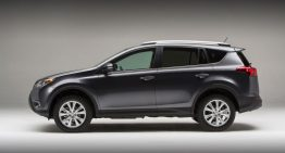 Test Drive: 2013 Toyota RAV4