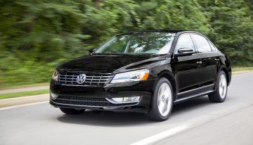 Test Drive: 2014 Volkswagen Passat SEL Premium