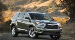 Test Drive: 2014 Toyota Highlander