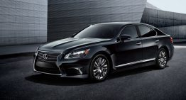 Stick Shift: 2014 Lexus LS460