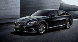 Stick Shift: 2014 Lexus LS460