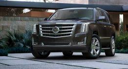 Stick Shift: 2015 Cadillac Escalade