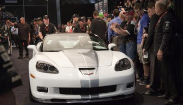 Barrett-Jackson to Sell Ron Pratte's World-Renown Collection