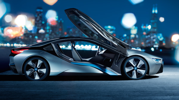 2016 Toyota Camry Xse >> The Sexy and Innovative BMW i8 Leaves Envy Wherever It Drives