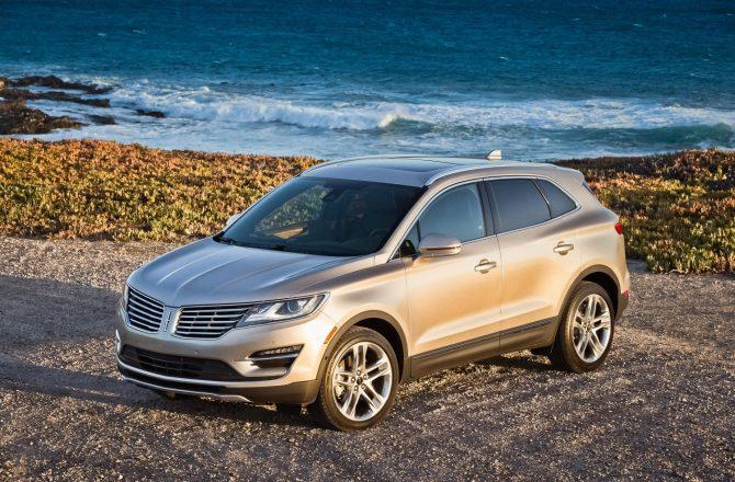 Test Drive: 2015 Lincoln MKC
