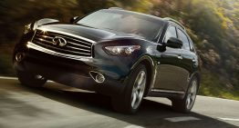 Stick Shift: 2015 Infiniti QX70