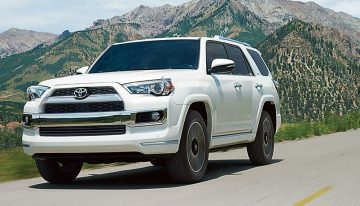Stick Shift: 2014 Toyota 4Runner