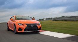 Test Drive: 2015 Lexus RC F