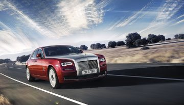 Stick Shift: Rolls-Royce Ghost Series II