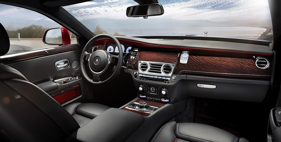 Stick Shift Rolls Royce Ghost Series Ii