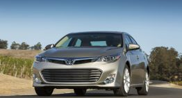 Stick Shift: 2015 Toyota Avalon