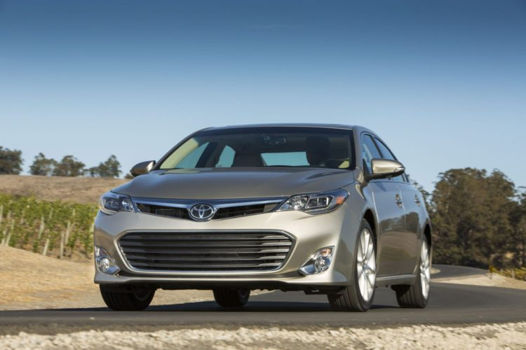 Image provided by Toyota.