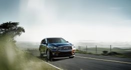 Stick Shift: 2015 Infiniti QX60