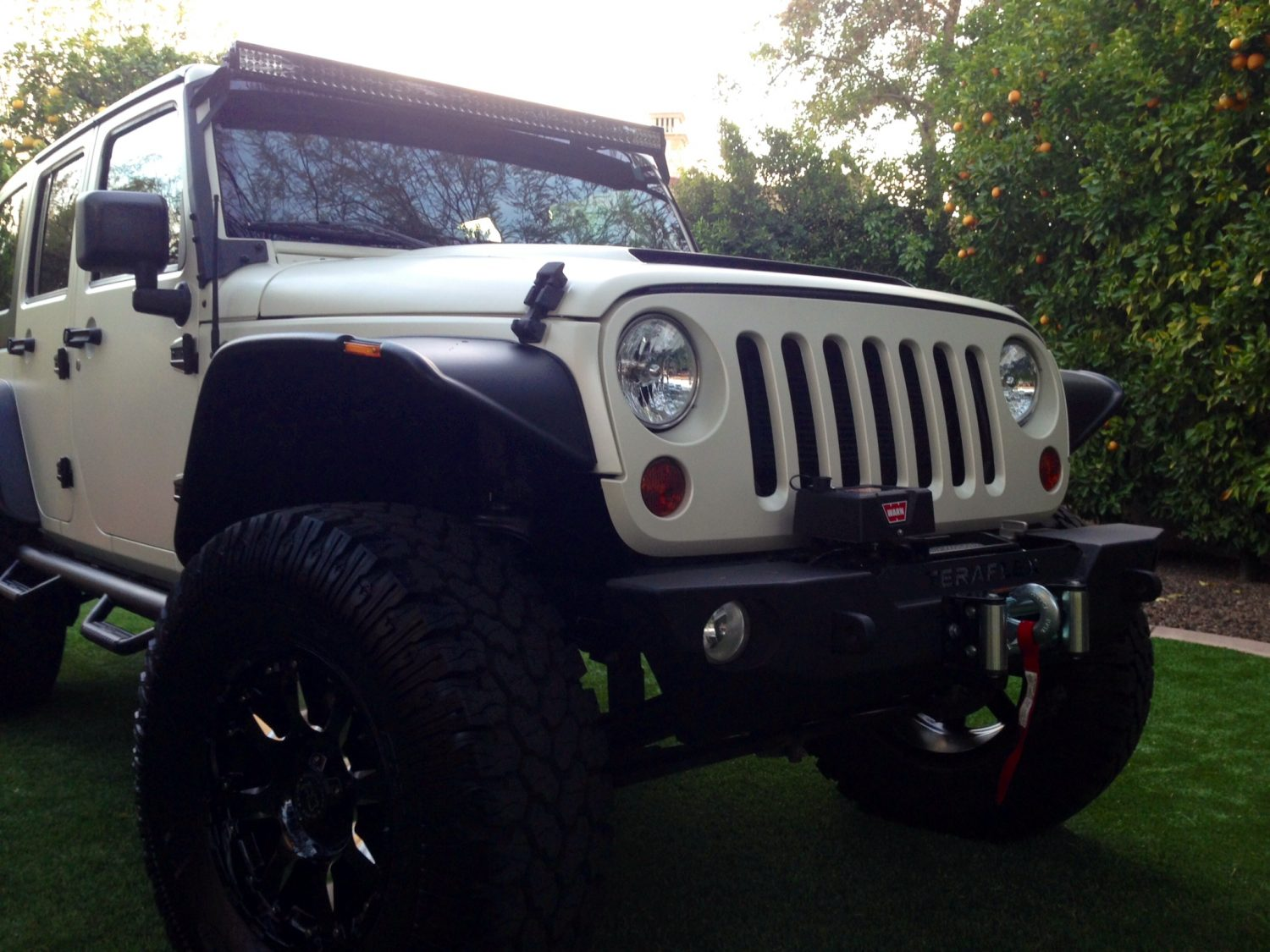 Local Screenwriter And Car Enthusiast Tricks Out Jeep For