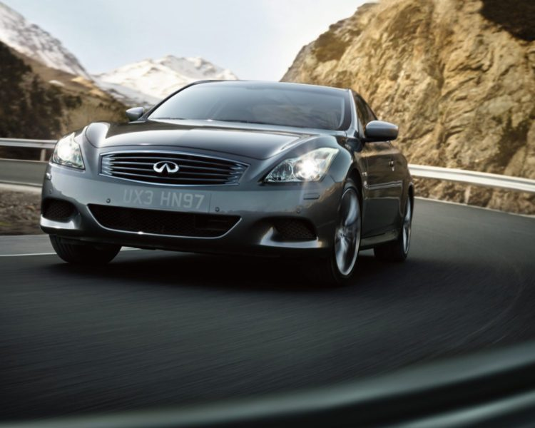 Image provided by Infiniti.