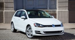Stick Shift: 2015 Volkswagen Golf TDI