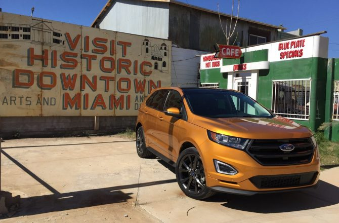Test Drive: 2015 Ford Edge