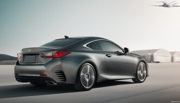 Stick Shift: 2015 Lexus RC