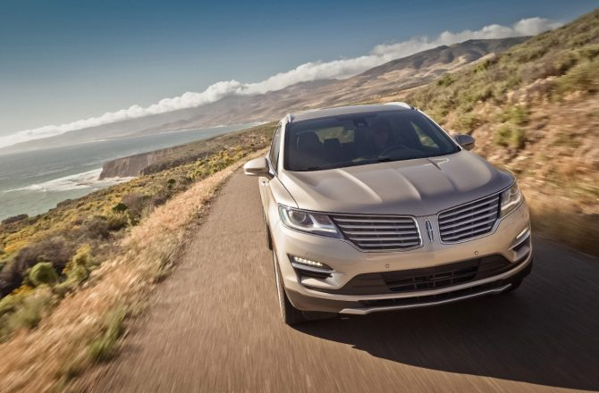 Stick Shift: 2015 Lincoln MKC