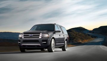 Stick Shift: 2015 Ford Expedition