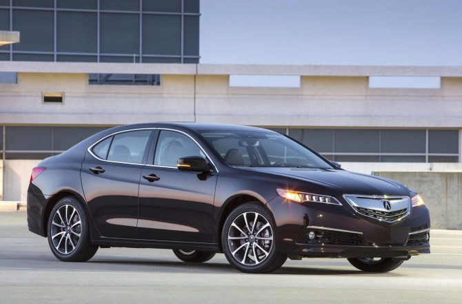 Test Drive: 2015 Acura TLX