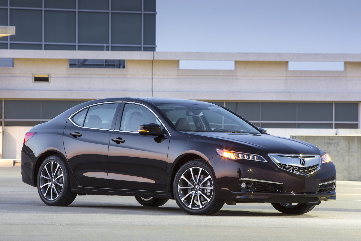 Test Drive 2015 Acura Tlx