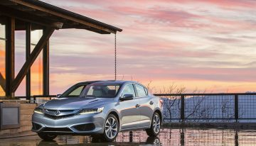 Stick Shift: 2016 Acura ILX