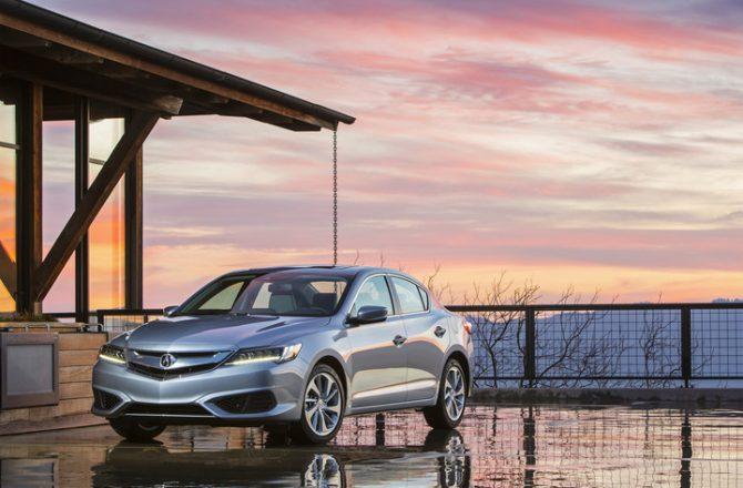 Stick Shift: 2016 Acura ILX
