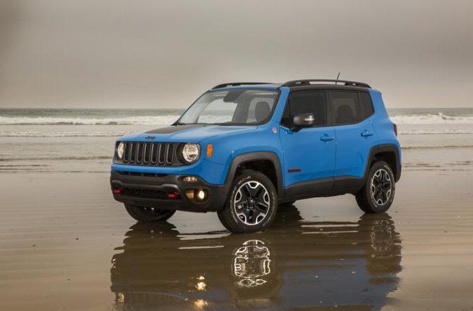Stick Shift: 2015 Jeep Renegade