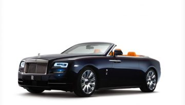 Stick Shift: Rolls-Royce Introduces Dawn