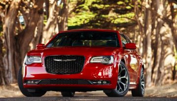 Stick Shift: 2015 Chrysler 300 Limited