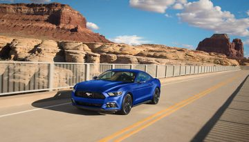 Stick Shift: 2015 Ford Mustang