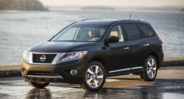 Stick Shift: 2015 Nissan Pathfinder SL