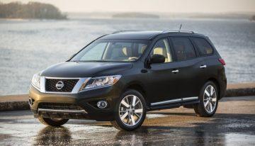 Stick Shift: 2015 Nissan Pathfinder SL
