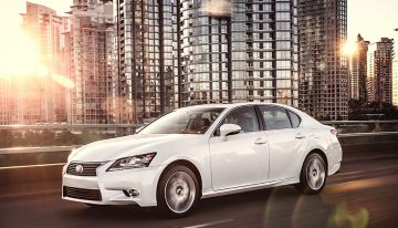 Stick Shift: Lexus GS 350 F-Sport