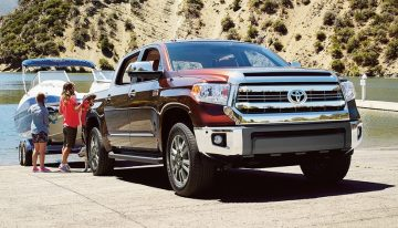 Stick Shift: 2016 Toyota Tundra (1794 CrewMax)