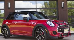 Test Drive: Mini John Cooper Works Hardtop