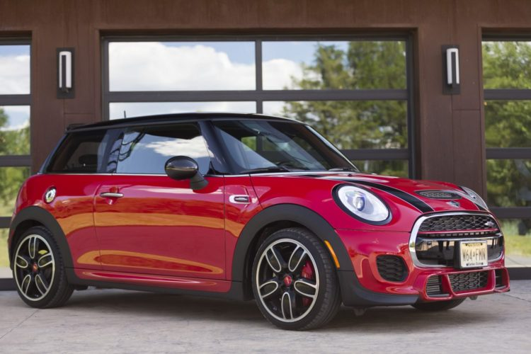 2015 JCW Mini Hardtop Americas Launch Event.