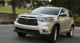 Stick Shift: 2016 Toyota Highlander
