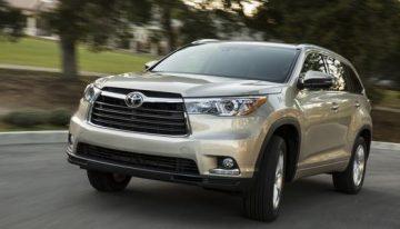 Stick Shift: 2016 Toyota Highlander