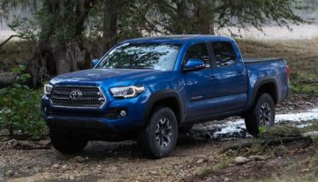 Stick Shift: 2016 Toyota Tacoma