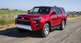 Stick Shift: 2016 Toyota 4Runner