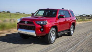 Stick Shift: 2016 Toyota 4Runner