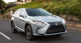 Test Drive: 2016 Lexus RX