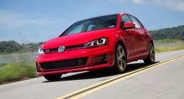 Stick Shift: 2016 VW Golf GTI