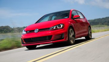 Stick Shift: 2016 VW Golf GTI