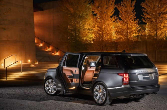 Test Drive: 2016 Range Rover HSE Td6