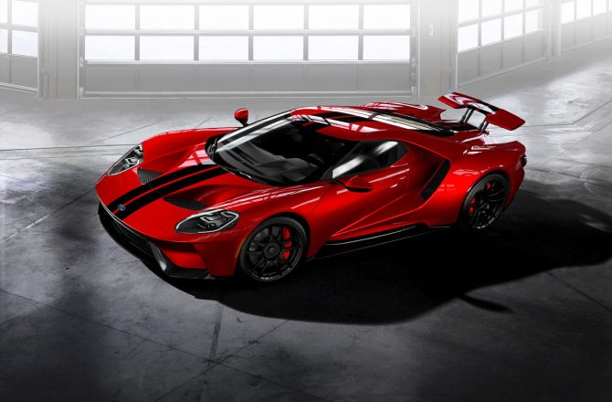Ford GT: Now Accepting Applications