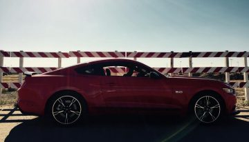 Stick Shift: 2016 Ford Mustang GT