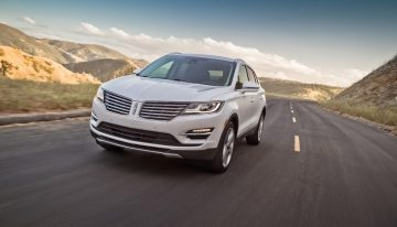 Test Drive: 2016 Lincoln MKC